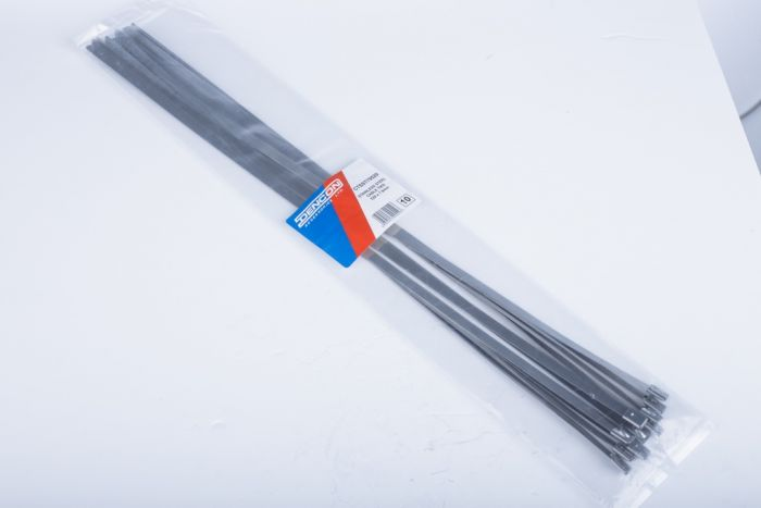 Lyvia Stainless Steel Cable Tie 4.6Mm Pack 10