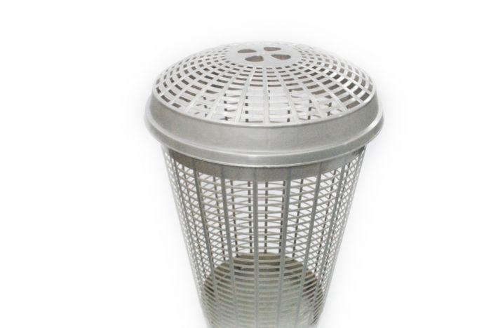 Tml Ali Baba Laundry Basket Silver