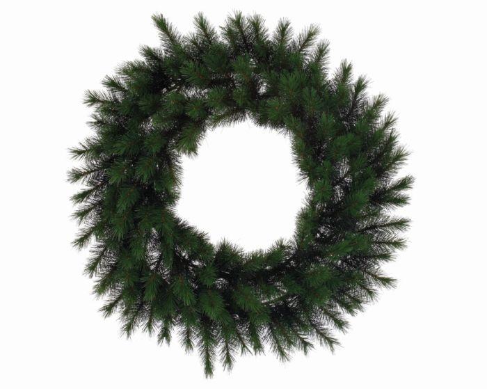 Hard Needle Wreath