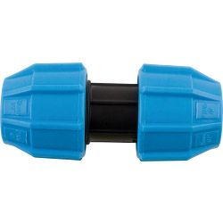 Polypipe Straight Coupler 25Mm