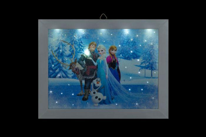 Dancing Frozen Photo