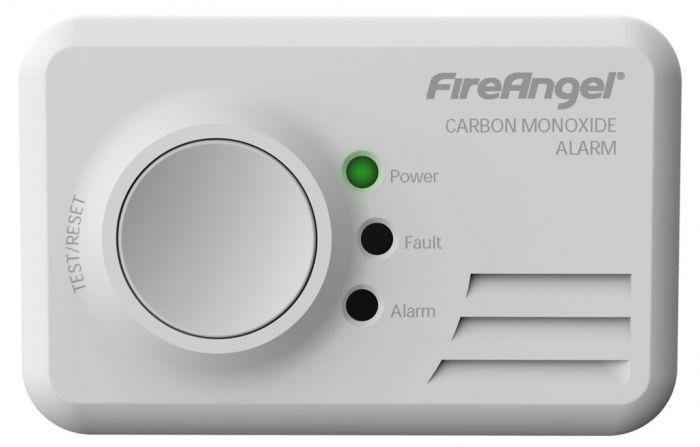 Fireangel Carbon Monoxide Detector 7 Year Life