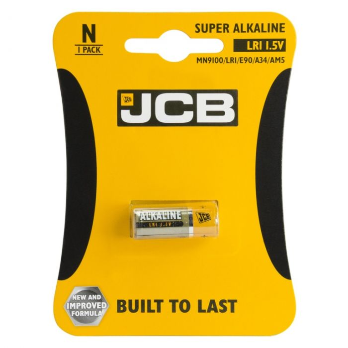 Jcb 1.5 V Battery Card B1 Lr1