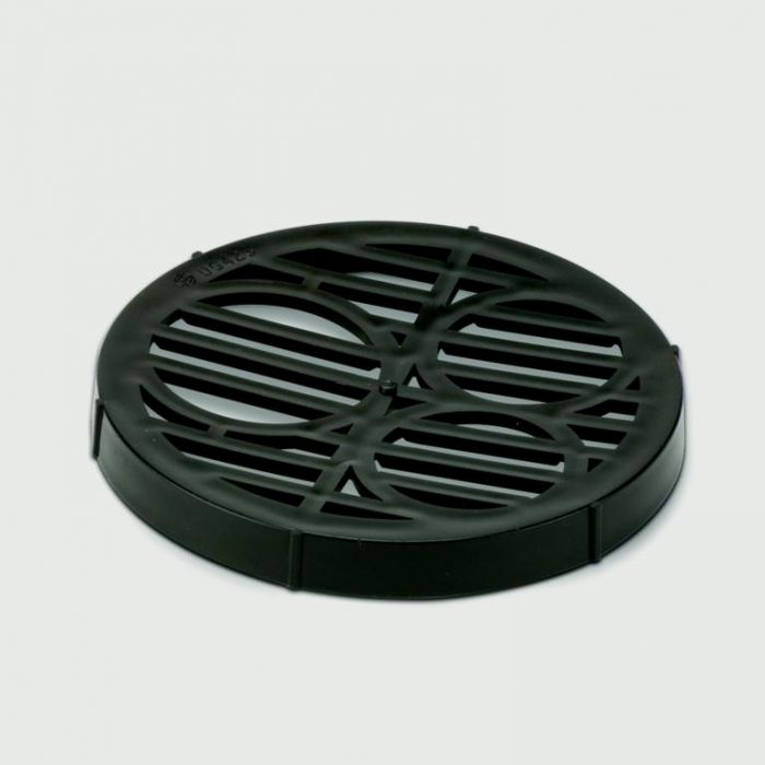 Polypipe Spare Round Grid 110Mm