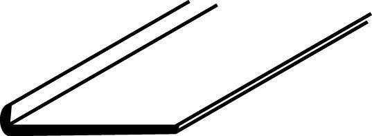 Easyfix Hockey Stick White S 19Mm X 8Ft