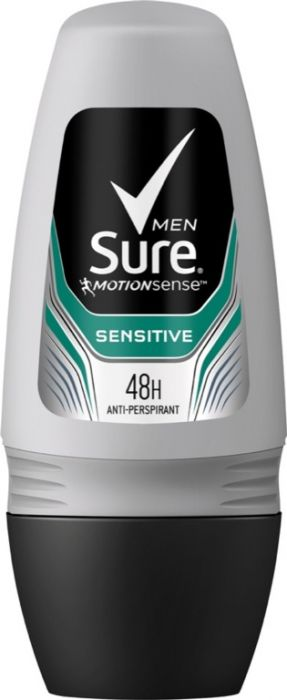 Sure Men's Roll On Sensitive 75Ml