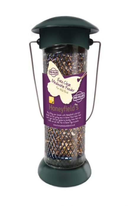 Honeyfield's Pre-Filled Mealworm Feeder