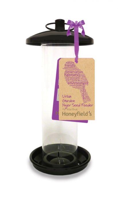 Honeyfield's Urban Garden Nyjer Feeder Medium