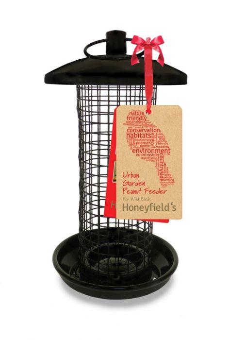 Honeyfield's Urban Garden Peanut Feeder Small