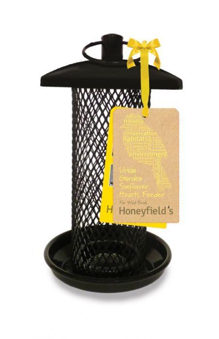 Honeyfield's Urban Garden Sunflower Feeder Small