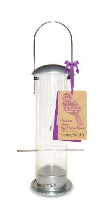 Honeyfield's Heavy Duty Stainless Steel Nyger Feeder