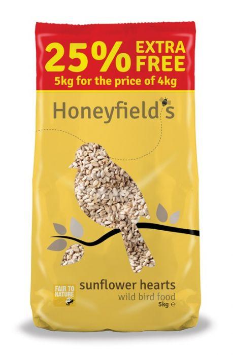 Honeyfield's Sunflower Hearts