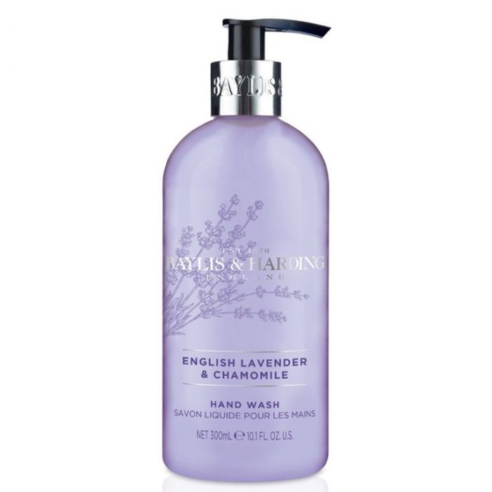 Baylis & Harding Hand Wash 300Ml English Lavender & Chamomile
