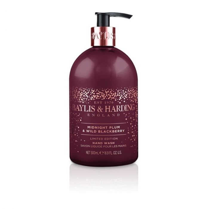 Baylis & Harding Hand Wash 500Ml Midnight Plum & Blackberry