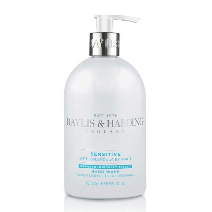 Baylis & Harding Hand Wash 500Ml Sensitive Fragrance Free