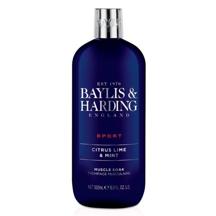 Baylis & Harding Muscle Soak 500Ml Citrus Lime & Mint