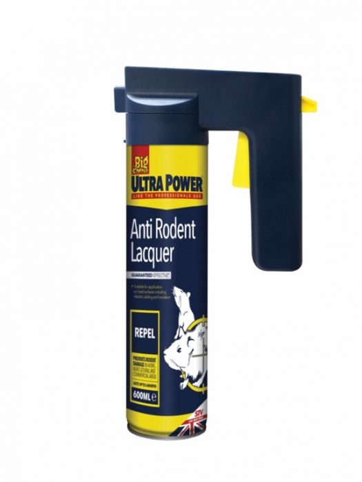 The Big Cheese Ultra Anti Rodent Lacquer 600Ml