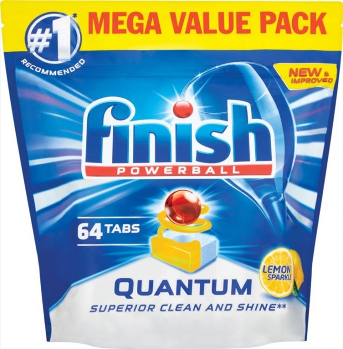 Finish Finish Quantum Max Lemon 64