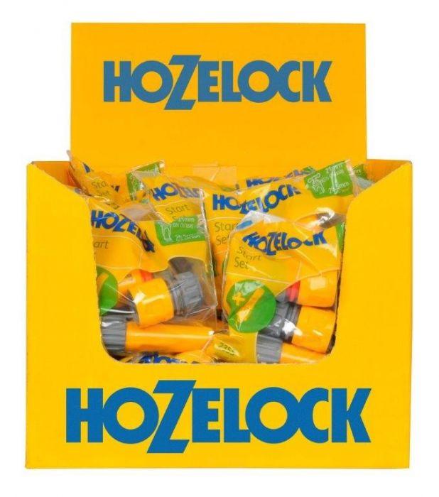 Hozelock Fittings & Nozzle Grab Bag Display 50 Piece