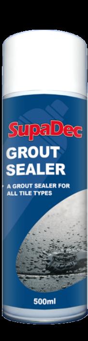 Supadec Grout Sealer 500Ml