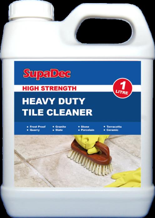 Supadec Heavy Duty Tile Cleaner 1L
