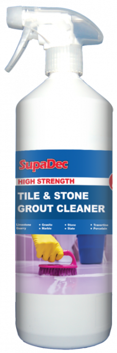 Supadec Tile & Stone Grout Cleaner 1L