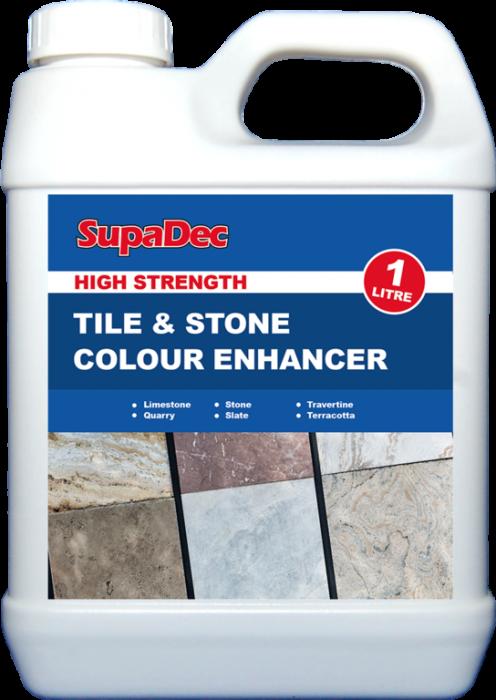 Supadec Tile & Stone Colour Enhancer 1L