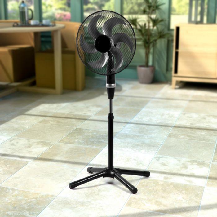 Supacool Deluxe Pedestal Fan 16