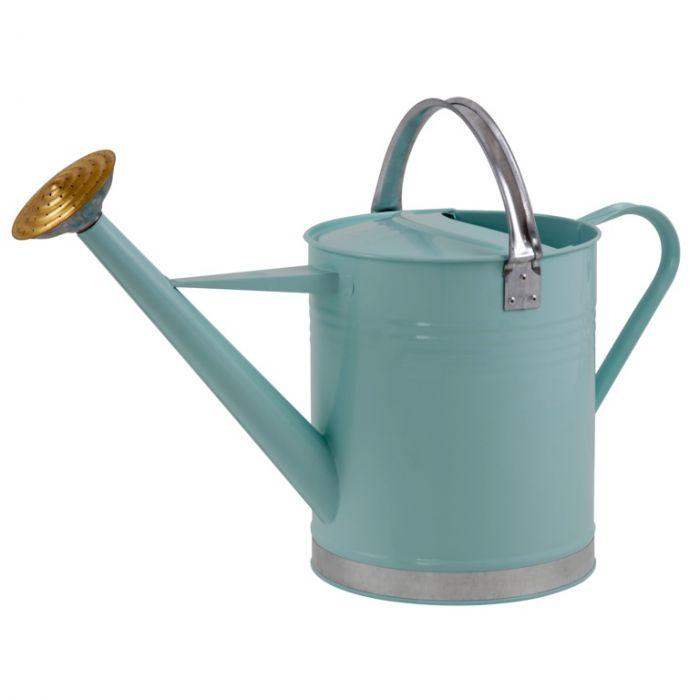 Ambassador Metal Watering Can Green 2 Gallon