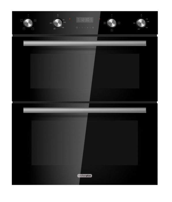 Kitchenplus Built In Double Oven 720Mm