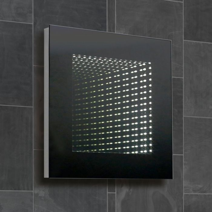 Sp Knightley 3D Infinity Square Mirror 500Mm