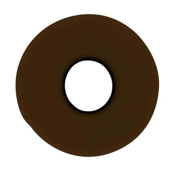 Woodside Self Adhesive Foam Draught Excluder 15M Brown