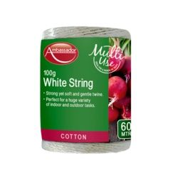 Ambassador Cotton String 100G/60M
