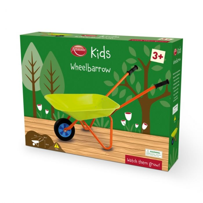Ambassador Kids Wheelbarrow