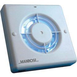Manrose Pull Cord Extractor Fan