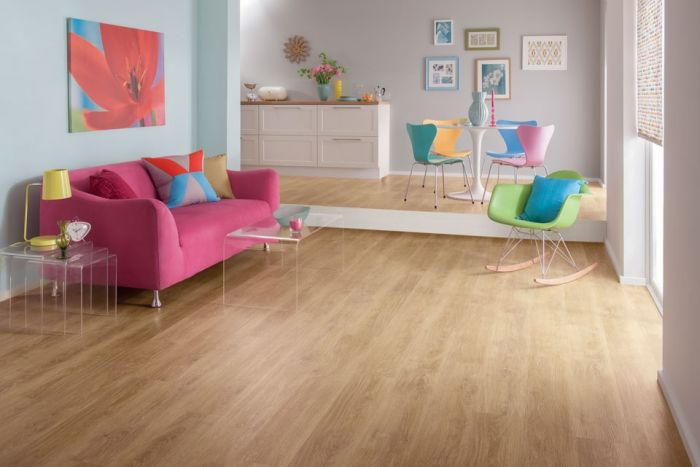 Karndean Montieri Click Flooring 2.184M2 1220Mm X 179Mm X 4.5Mm