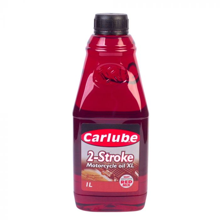 Carlube 2-Stroke Mineral Motorcycle Oil 1L