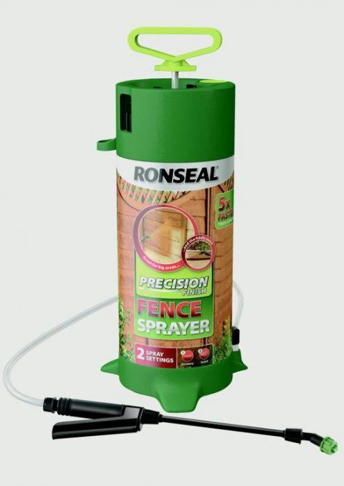 Ronseal Precision Pump Fence Sprayer