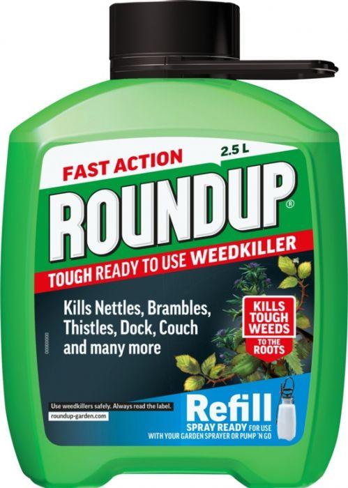 Roundup Tough Refill 2.5L