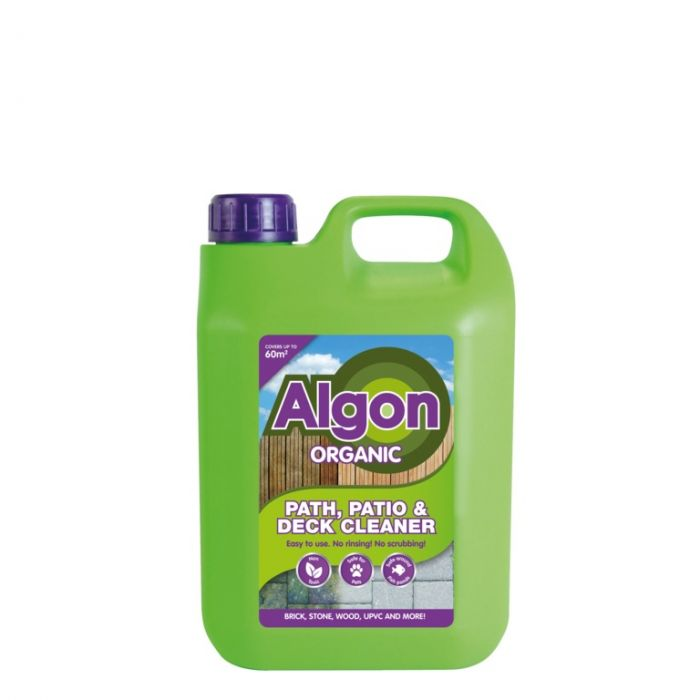 Algon Organic Path Patio & Decking Cleaner 2.5L