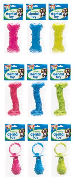 Pets At Play Chewy Dental Toy