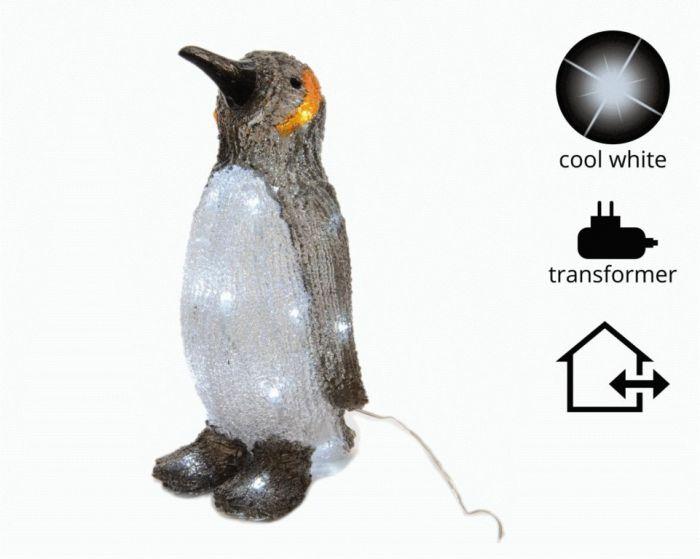 Outdoor Led Acrylic Penguin