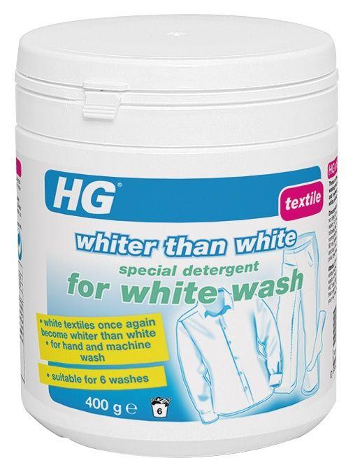 Hg Whiter Than White Detergent 500Ml