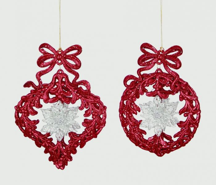 Bauble Bow Decorations