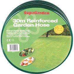 Supagarden Reinforced Garden Hose 30M