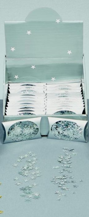 Silver Scatter Shape