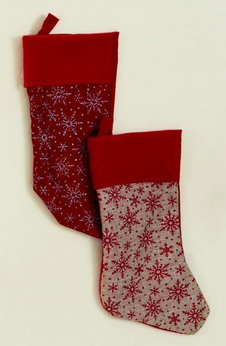 Christmas Stocking Bauble