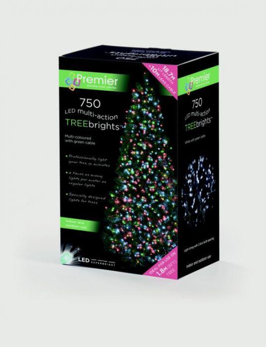 Led Tree Brights Light String
