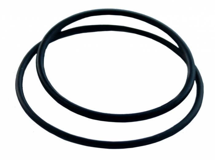 Oracstar 'O' Rings For Metal Plugs 1 X 1 1/2 1 X 1 3/4 (Pack 2)