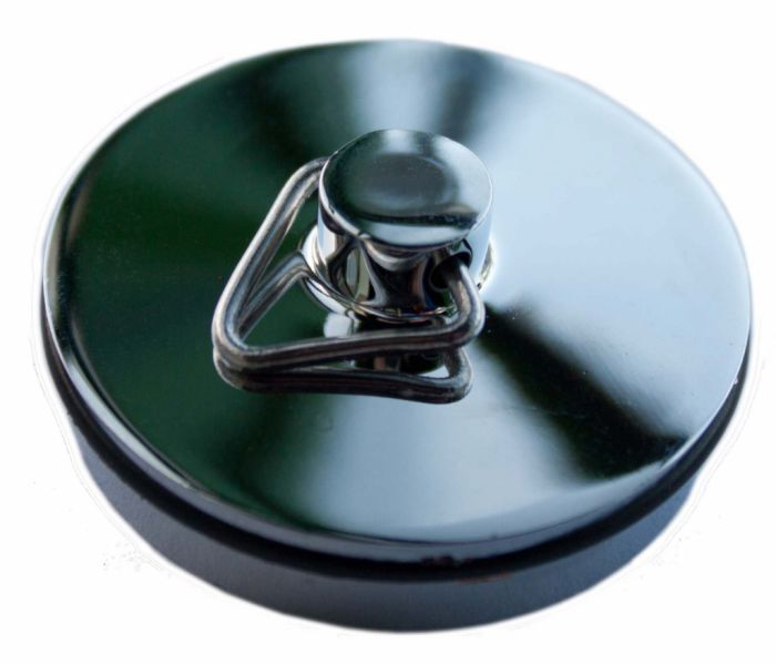 Oracstar Plug Metal Chrome Sink/Basin 1 1/2